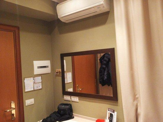 Hotel Galileo,Roma-camera matrimoniale