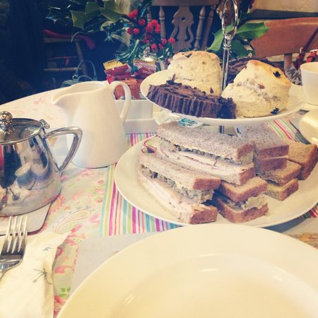 The Darley Mill Centre: Festive afternoon tea for 2!
