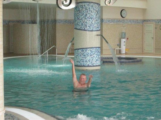 Gran Hotel Atlantis Bahia Real: Spa