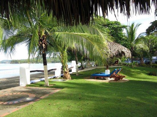 Bahia del Sol Beach Front Boutique Hotel : Playa Potrero