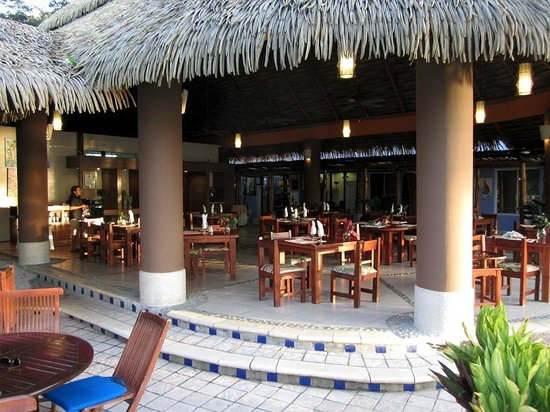 The Restaurant Picture Of Bahia Del Sol Beach Front Boutique Hotel