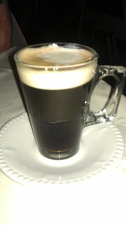 Cafe Spice: A perfect irish coffee!