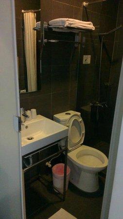Sharehouse 132: Bathroom