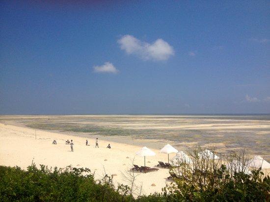 Ora Resort Watamu Bay : vista della spiaggia