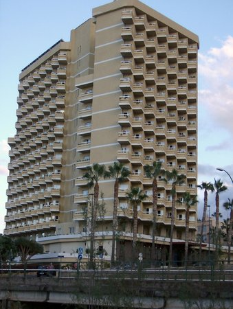 Be Live Adults Only Tenerife: Vista exterior do Hotel.