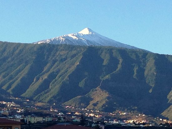 Be Live Adults Only Tenerife: Monte Teide.