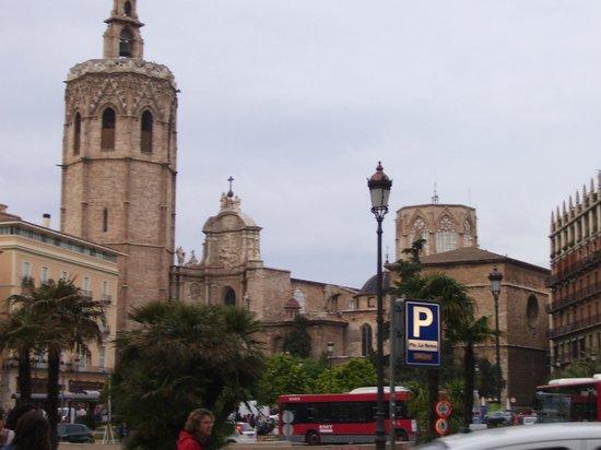 Barrio del Carmen: at the Carmen Barrio