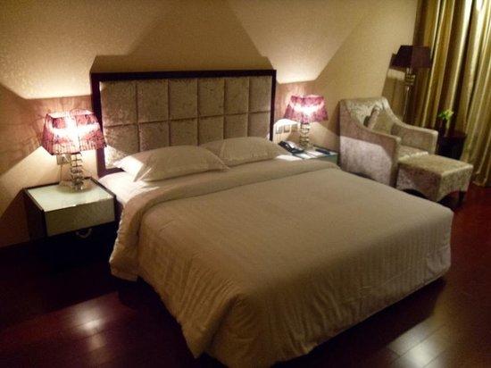 Dara Airport Hotel: Very comfortable sleeping