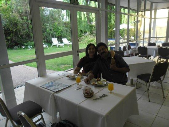 Maue apart hotel : Comedor (Restaurante Precolombino)