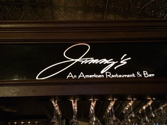 Jimmy's: Local Charm and not to miss.