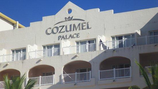 Cozumel Palace: The Palace
