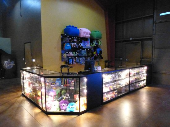 Loveland Laser Tag: New cutting-edge Redemption Counter