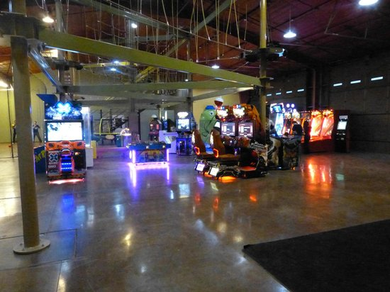 Loveland Laser Tag: Re-invented arcade with all new games