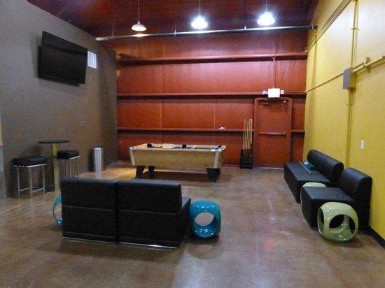 Loveland Laser Tag: New Modern-Style Lounge