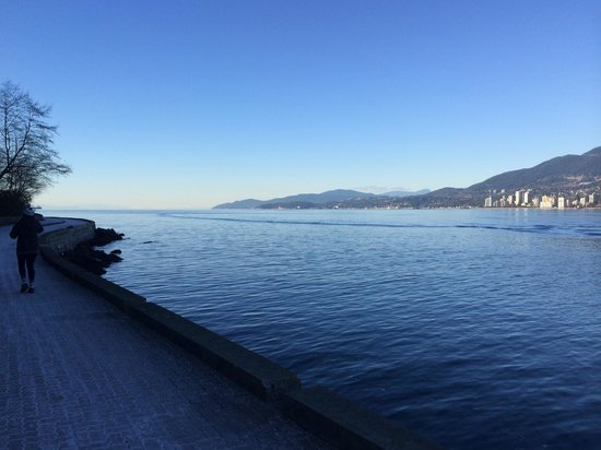 Northern View from Stanley Park