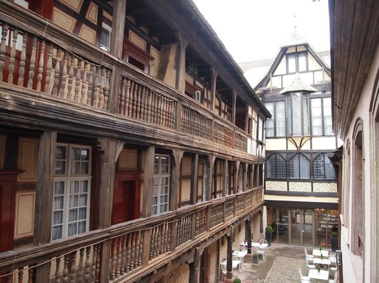 Hotel Cour du Corbeau Strasbourg - MGallery Collection: Cour Du Corbeau Hotel