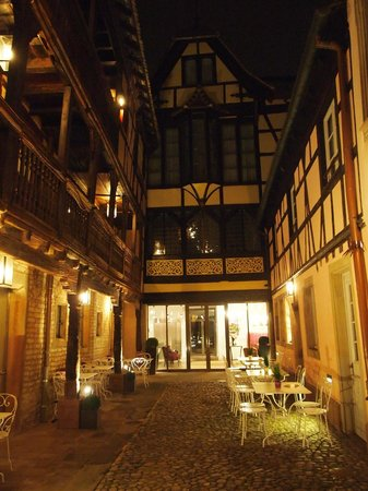 Hôtel Cour du Corbeau Strasbourg - MGallery Collection : Cour Du Corbeau Hotel