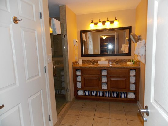 Westgate Myrtle Beach Oceanfront Resort: banheiro