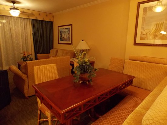 Westgate Myrtle Beach Oceanfront Resort: sala