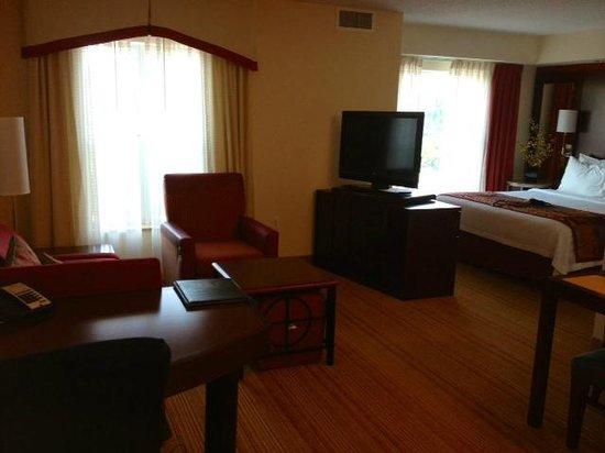 Residence Inn Amelia Island: room