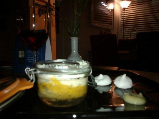 Jolly Jacks: Trifle dessert