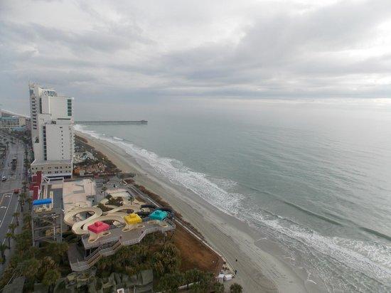 Westgate Myrtle Beach Oceanfront Resort: vista