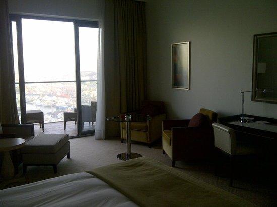 El Aurassi Hotel: Chambre