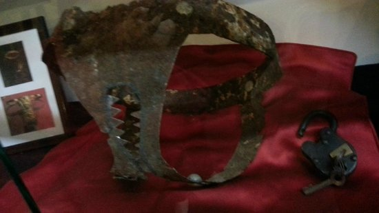 Curiosity Museum: Chastity Belt