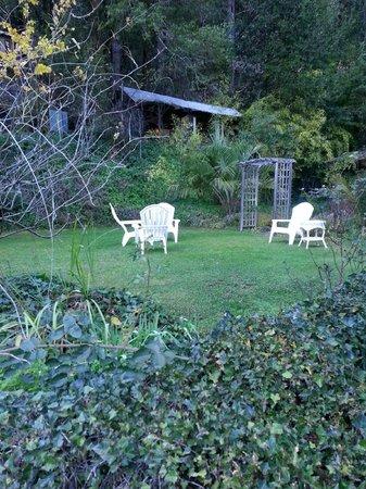 Orr Hot Springs Resort : Property at Orr