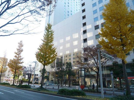 Hilton Nagoya : gaikan