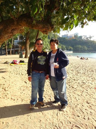 Deep Water Bay : Makee and me