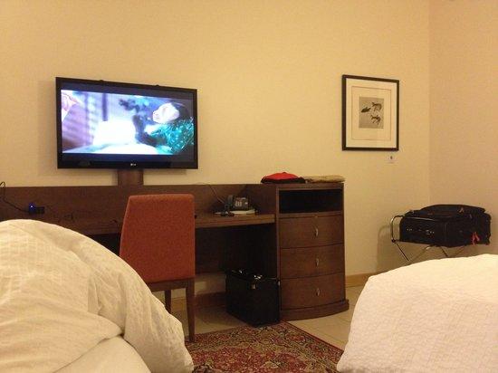 Dorset Suites: Bedroom