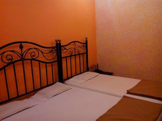 Hotel Preetam Aurangabad: our room