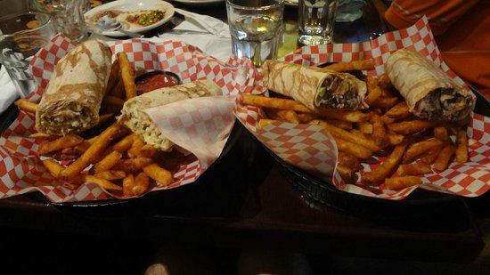 Al Bawadi Restaurant: Shawarma Wrap