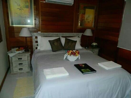 Aratinga Inn: Chalé de lua de mel.  Perfeito