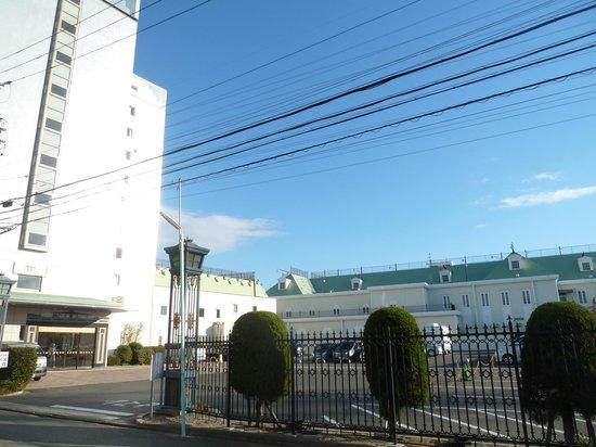 Nagoya Kasadera Washington Hotel Plaza: gaibu