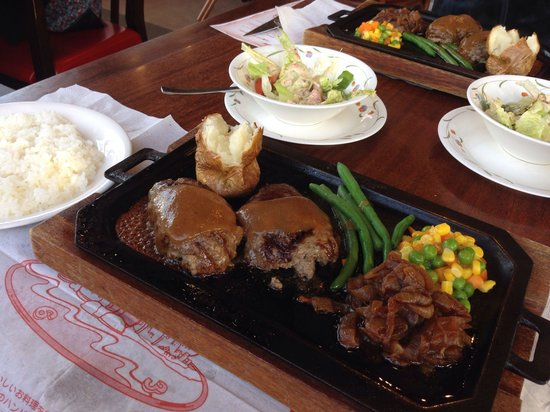 Hungry Tiger Wakabadai : Special lunch set