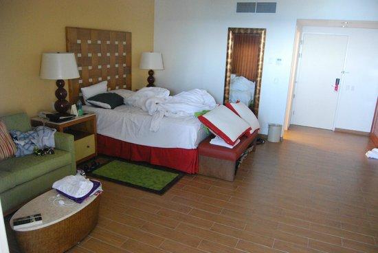 Sunscape Curaçao Resort Spa & Casino: our room