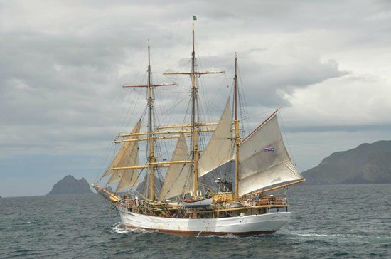 Fullers GreatSights Bay of Islands Day Tours : Bonus tall ship