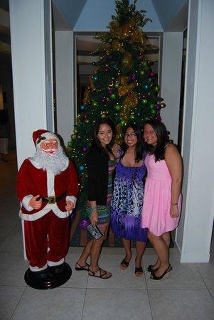Sunscape Curacao Resort Spa & Casino: Christmas time