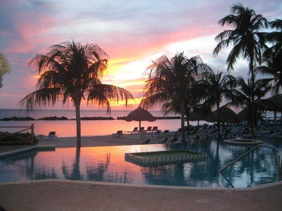 Sunscape Curacao Resort Spa & Casino: sunset
