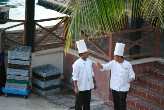 Sunscape Curacao Resort Spa & Casino: Chef Serafin