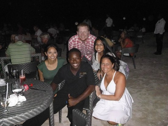 Sunscape Curacao Resort Spa & Casino: with Obryan