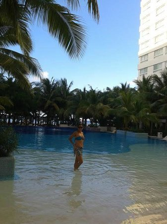 Grand Oasis Palm: piscina
