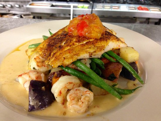 Doc Ford's Rum Bar & Grille Captiva : Dinner Special