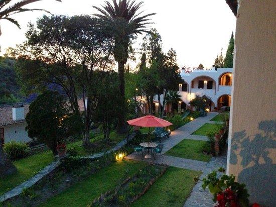 Jardines picture of rancho hotel el atascadero san for Jardin san miguel de allende