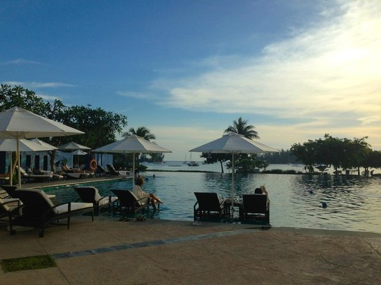 The Danna Langkawi, Malaysia: Pool View