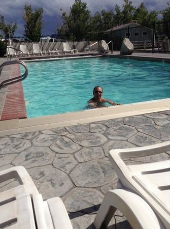 Moab Valley RV Resort & Campground: pool
