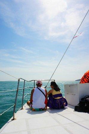 Sun Catamaran - Day Tours : Sun Catamaran Yacht