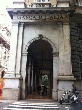 Hotel Nuovo Nord : Genova Histórica